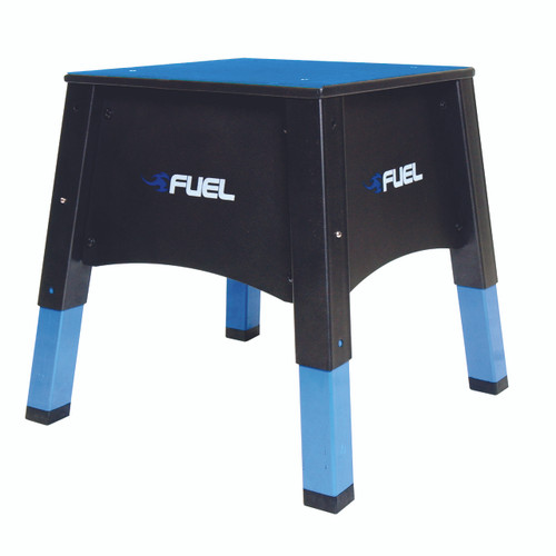 Fuel Pureformance Adjustable Plyometrics Box Black (FM-FLPLYO-L)