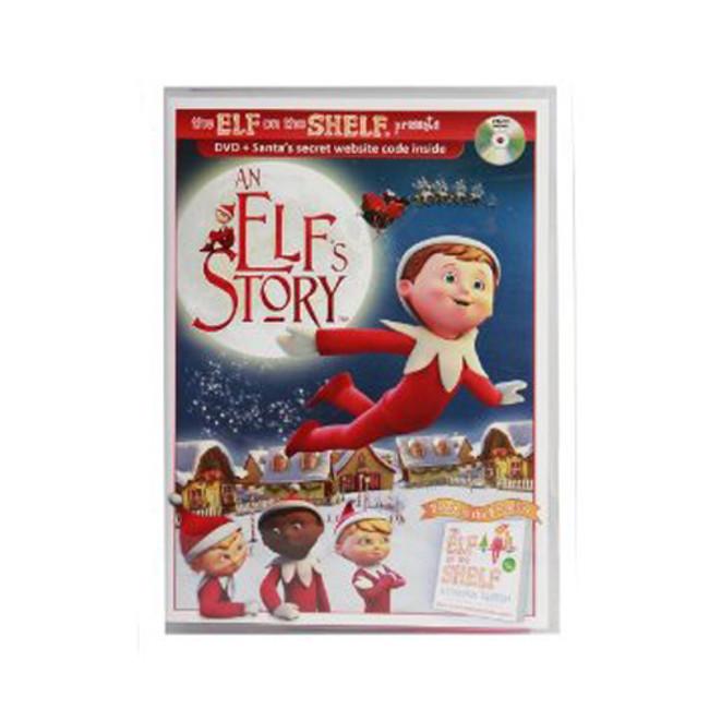 An Elf's Story™ DVD - An Elf's Story