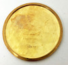 Vintage CROSBY Mens 17J Winding Open Face Pocket watch * EXLNT Condition!