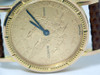 18k Yellow Gold CORUM Ladies Quartz Watch with $5 DOLLAR 24k Coin* EXLNT