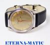 ETERNA-MATIC 3000 Automatic Watch c.1970 Cal.1466U* EXLNT* SERVICED