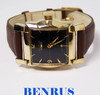 Vintage BENRUS 10k GF Mens Winding Watch c.1940s Cal * EXLNT* SERVICED