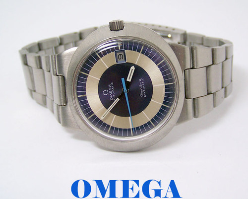 OMEGA DeVILLE DYNAMIC Mens Automatic Watch 1970s Cal.565* EXLNT* SERVICED