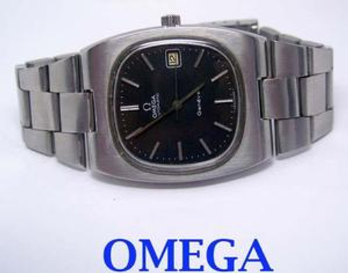 Vintage OMEGA GENEVE Mens Automatic Watch 1970's Cal 1012* EXLNT* SERVICED