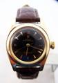 Vintage Solid 14k ROLEX Bubble Back Automatic Watch 1940s Ref 3131* EXLNT SERVICED