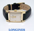 Vintage Solid 14k Unisex LONGINES Winding Watch c.1960s Cal 528* EXLNT* SERVICED