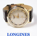 Vintage 10k GF LONGINES Winding Watch 1960s Cal 23Z * EXLNT* SERVICED