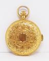 Antique Swiss 18k Gold FAVRE LUBA & CO MINUTE REPEATER Hunter Case Pocket Watch