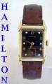 Vintage 14k Goldfilled HAMILTON Winding Watch 1950 Cal 982* EXLNT* SERVICED