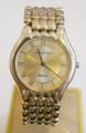 New 18k Yellow Gold JUVENIA BIARRITZ Men's watch Ref 11544