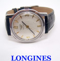 Vintage S/Steel LONGINES 17J Winding Watch c.1960's Cal 280* EXLNT* SERVICED