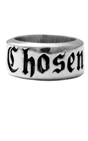 King Baby Men's Chosen  Ring .925 Silver K20-5095
