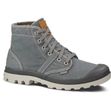Palladium Footwear Men's Pallabrouse Castle Rock/Vapor Boots Shoes 03317-086M