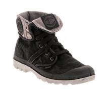 Palladium Footwear Women's Pallabrouse Baggy Boots Black/Vapor SIZE 8 92478-011-