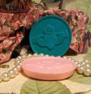 Silicone Claddagh Design Soap Candle Mold