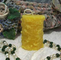 Silicone Grubby Votive Candle  Mold