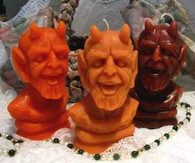 Devil Candle Mold