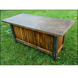 Artisan Industrial Rustic Office Desk