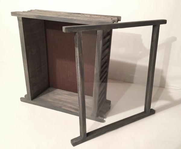 "Shadow Box - The Artisan Grand Barnyard - 16 W x 20"" H x 8"" D"