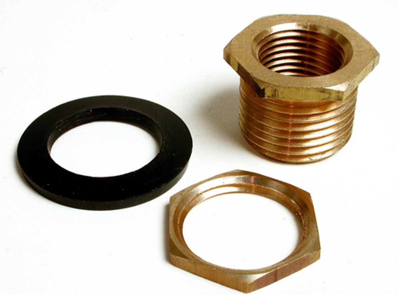 Brass Cooler Drain 92255 Indoor Comfort Supply