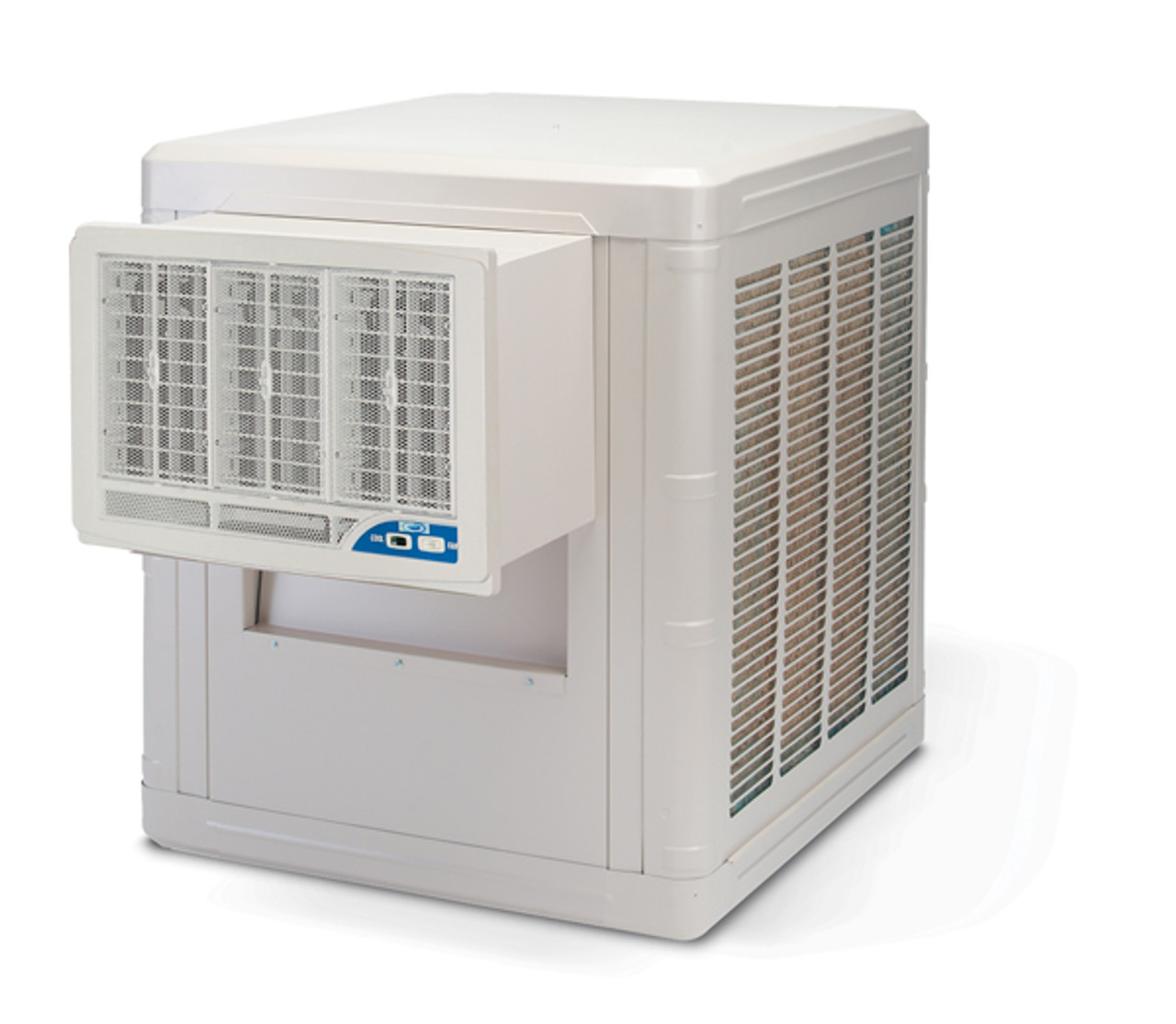 Swamp Cooler Media : Window evaporative cooler cfm rigid media brisa
