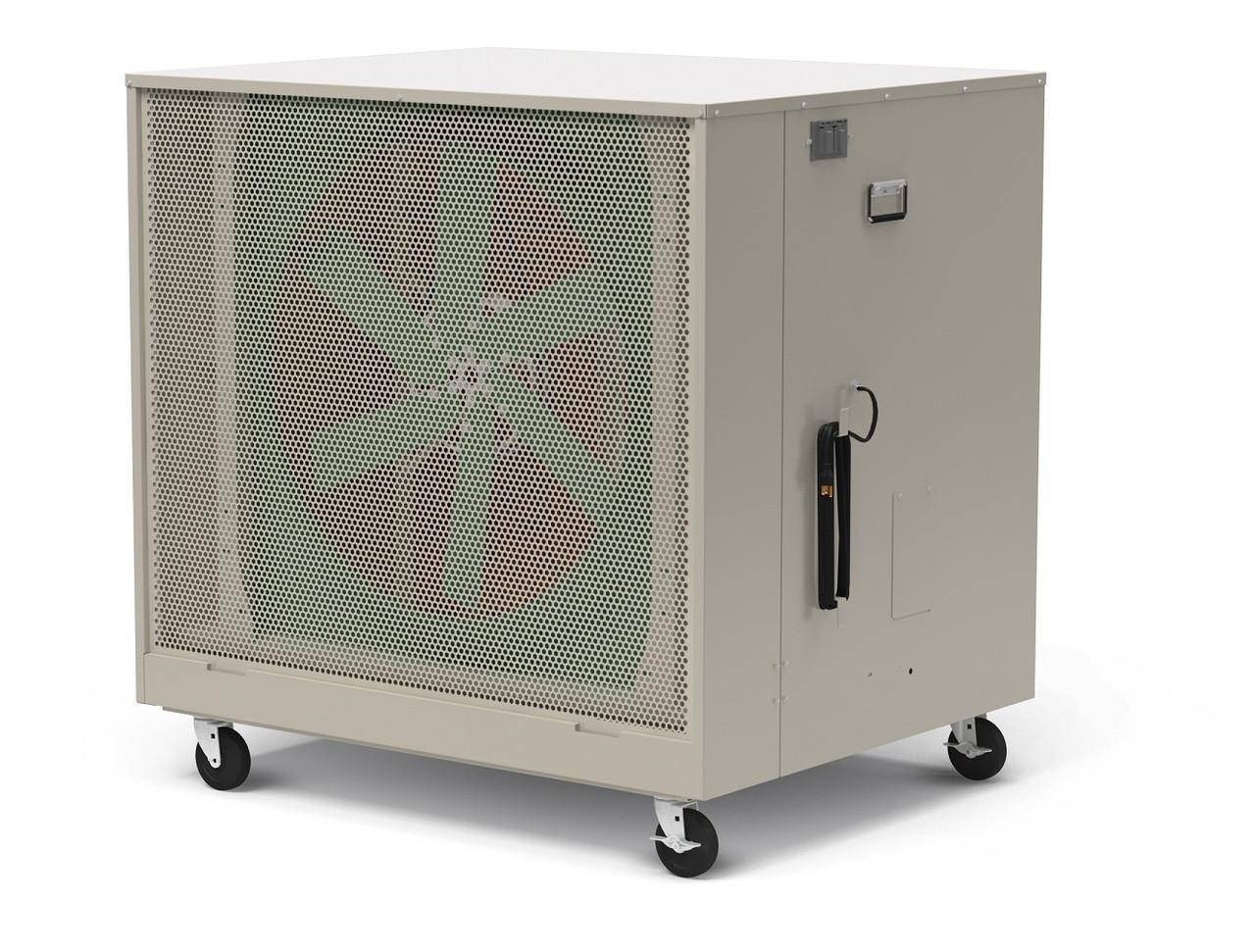 Cool Blast Portable Cooling Units : Master blaster portable evaporative cooler cfm