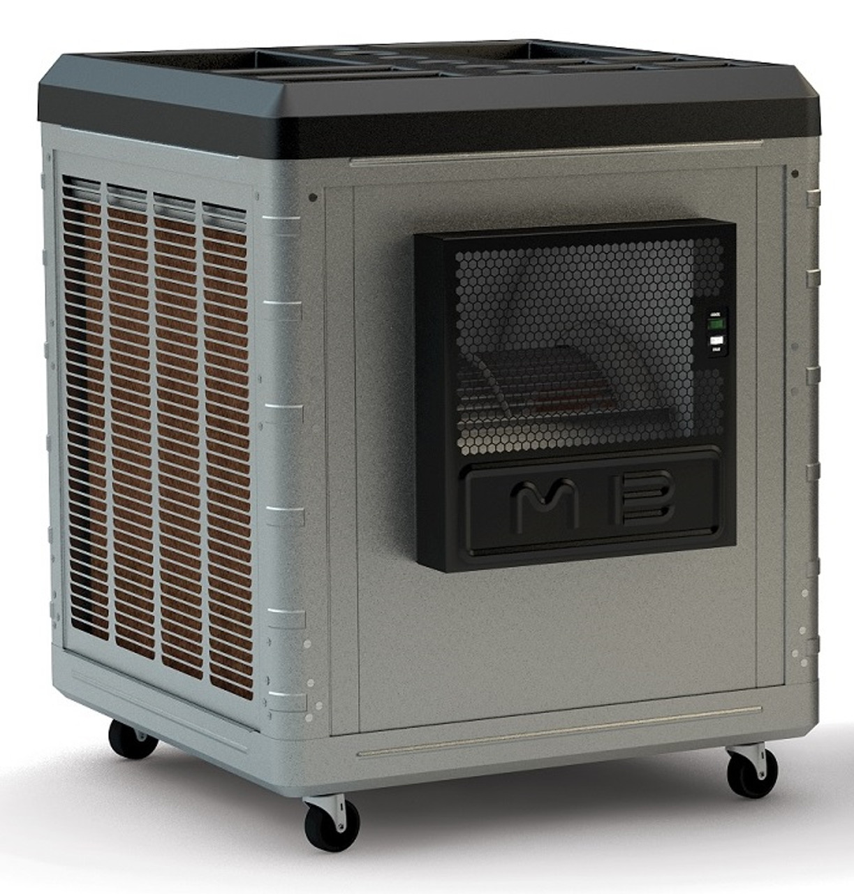 master blaster mb20 mobile evaporative cooler 34 hp cools sq feet