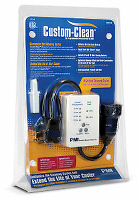 Custom Clean Drain Cord System 120 volt