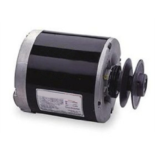 Swamp Cooler Motor Kit 1 Horsepower 230 Volt 2 Speed  For Mastercool - Includes Pulley Plug and Clamps MKM120