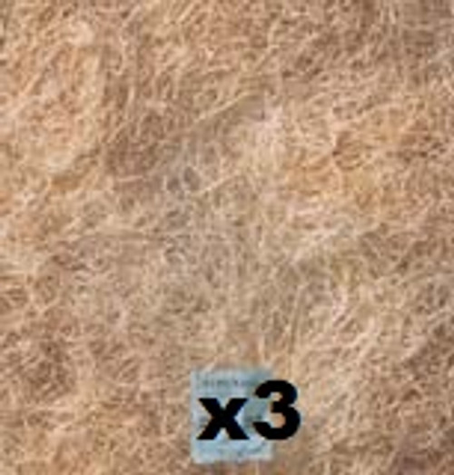 """3 Pack Evaporative Cooler Pads, Extra Thick Aspen 32""""X36"""" FP32363PK"""