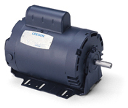 1 HP 115/230 Volt  1 Phase Industrial Motor PMI M165