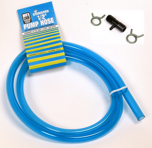 Bleed Off Tee and Hose Kit 563KIT