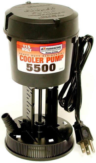 5500 CFM Cooler Pump 115 volt Residential