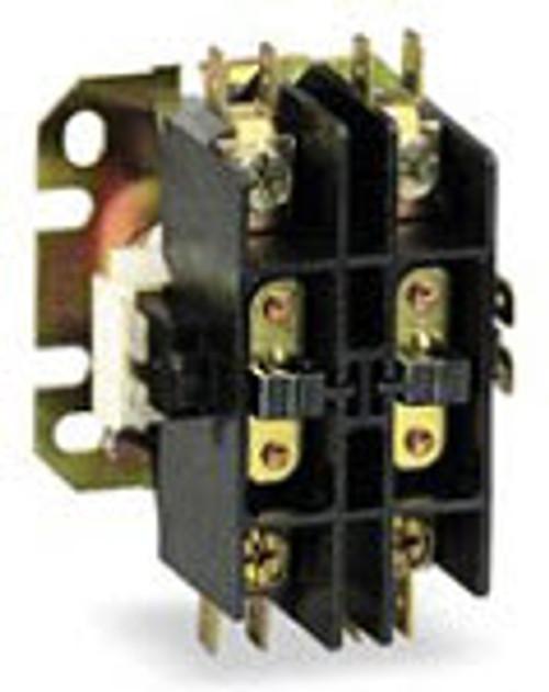 Air Conditioning Contactor 2 Pole 24 Volt 30 Amp HVAC MAR91321