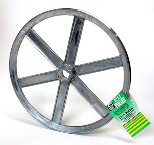 """12"""" X 1"""" Blower Pulley 6338"""
