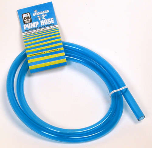 "1/2"" 5FT Vinyl Pump Hose 4372"