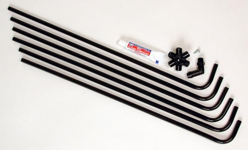 6 Way Sidedraft Distributor Kit 4493