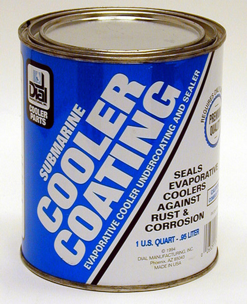 Swamp Cooler Coating 1 Quart 5347