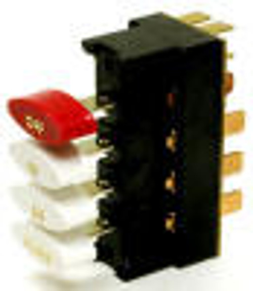2 Speed Push Button Switch 7361