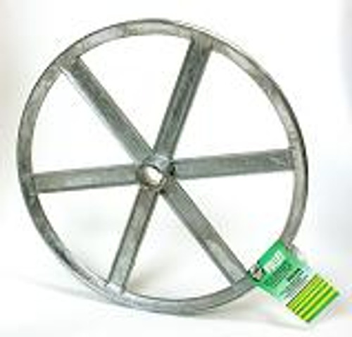 """11 X 5/8"""" Swamp Cooler Blower Pulley 6327"""