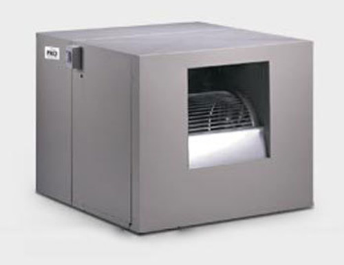 Aerocool Pro 6800 Sidedraft Complete Evaporative Cooler System - 240 Volt 1HP Motor, 4x4 High Efficiency Media, Digital Thermostat, Purge System- Free Shipping