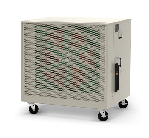 "Master Blaster Portable Evaporative Cooler - 6500 CFM 24"" Fan 2 speed - MB24"