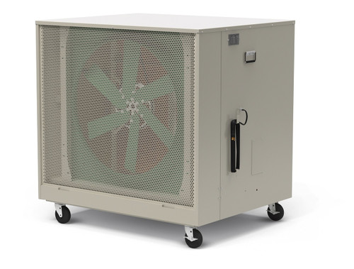 "Master Blaster Portable Evaporative Cooler - 10000 CFM 36"" Fan 2 speed - MB36"
