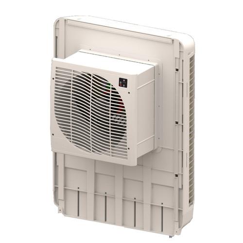 MasterCool Whole House Evaporative Cooler, Window Mount 4000 CFM (1,600-sq ft ) Plastic Body MCP44 - FREE SHIPPING