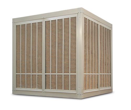 Swamp Cooler Pads : Cfm sidedraft industrial evaporative cooler aspen