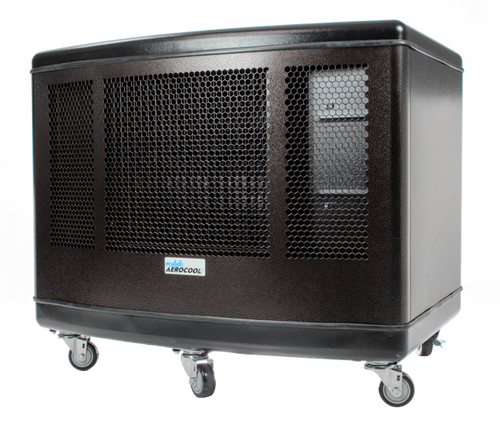 Mobile Aerocool Evaporative Cooler Copper Finish MAC5000