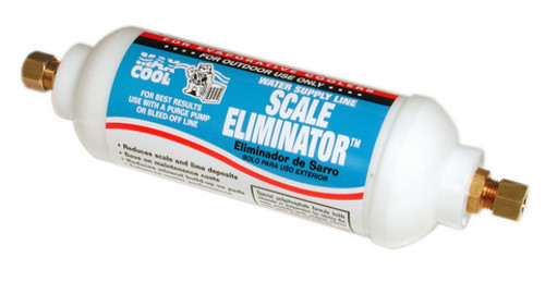 "Swamp Cooler Scale Eliminator Filter - 1/4"" In-Line Connection 5179"