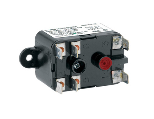 24 Volt Relay DPST - Air Conditioning Fan Relay MAR90380