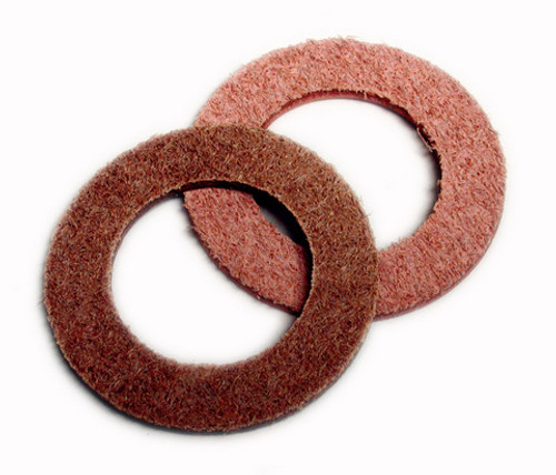 """5/8"""" Leather Washer 6910"""