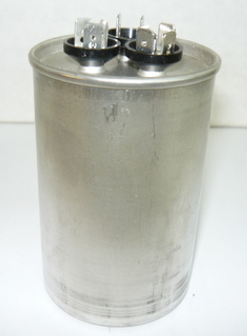 Air Conditioning Dual Run Capacitor 60/7.5 Microfarad - 440 Volt MAR12295
